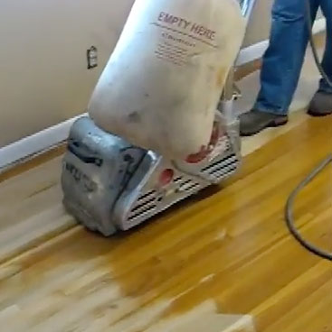 Hardwood Floor Repair Video
